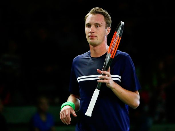 Henri Kontinen pääsi tuulettamaan Tukholmassa vuoden 2019 toista ATP-turnausvoittoaan.