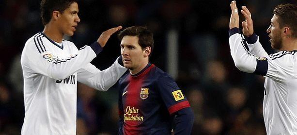 Lionel Messi on jäänyt kauden tärkeimmissä otteluissa maaleitta.