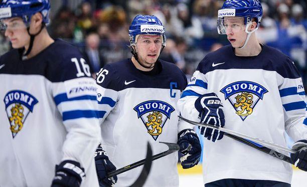 Jääkiekon MM-oikeudet kiinnostavat.