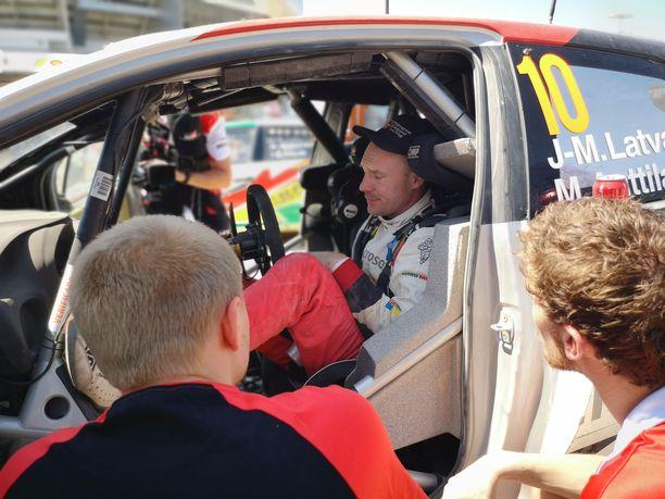 Jari-Matti Latvalalla oli vaikeaa Meksikossa.
