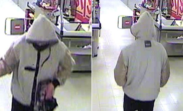 Poliisi etsii miestä, joka ryösti keskiviikkona Erätorin Alepan Helsingissä.