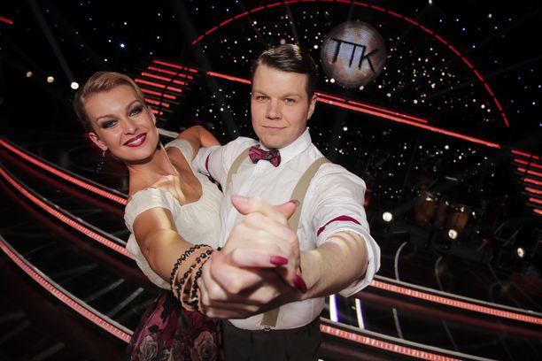 Kuka dating Tanssii tähtien kanssa 2015