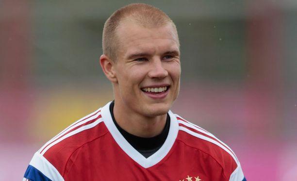 Holger Badstuberin polvi on viimein kunnossa.