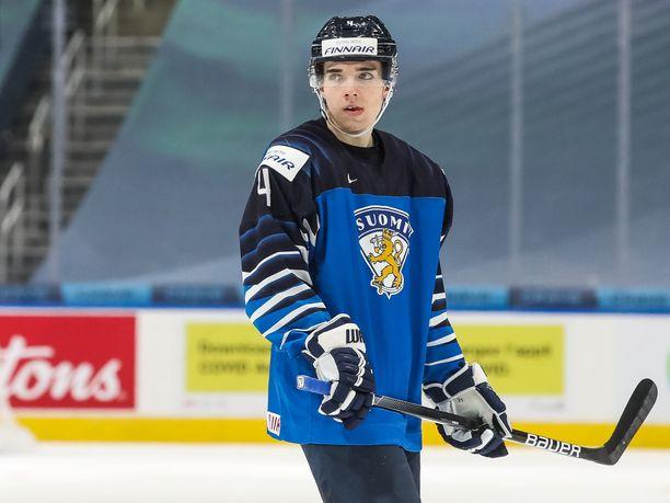 Ville Heinolan pelaaminen puolivälieräpelissä Ruotsia vastaan on epävarmaa.