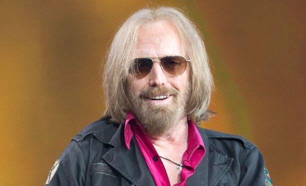 Tom Petty tunnetaan rockmuusikon urastaan.