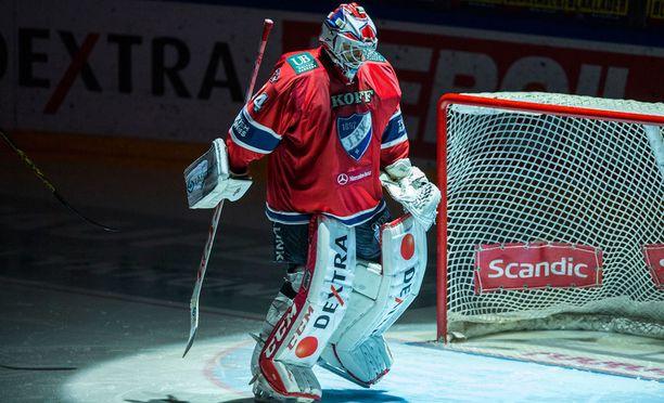 Ville Husso pelasi HIFK:ssa kolme kautta kunnes suuntasi Pohjois-Amerikkaan.