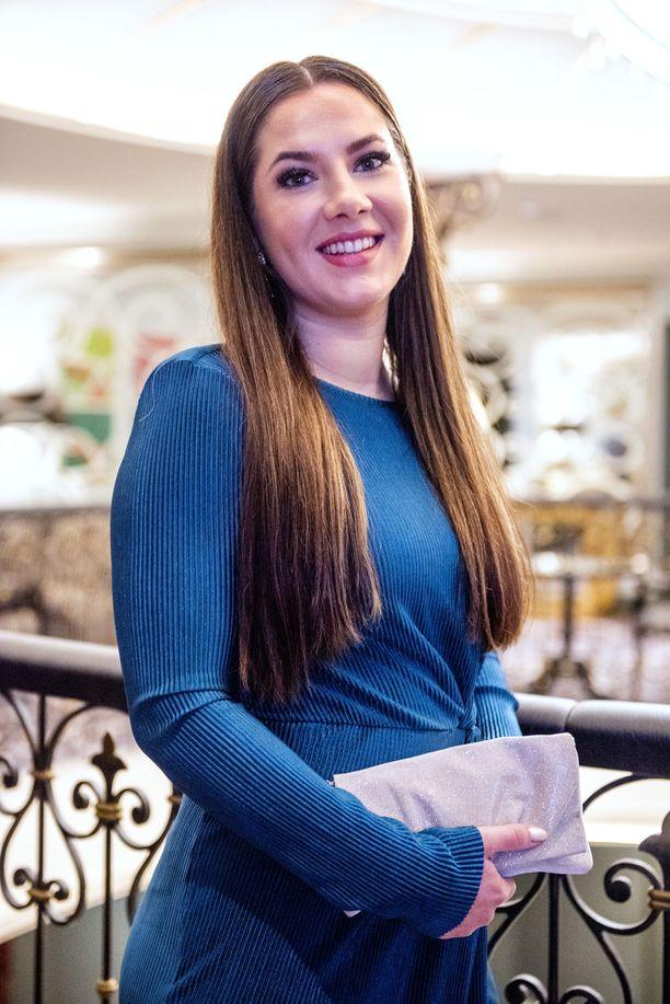 Rebecca, 25, on ammatiltaan liikunnanohjaaja. Ohjelmaan osallistuminen oli palkitseva kokemus.