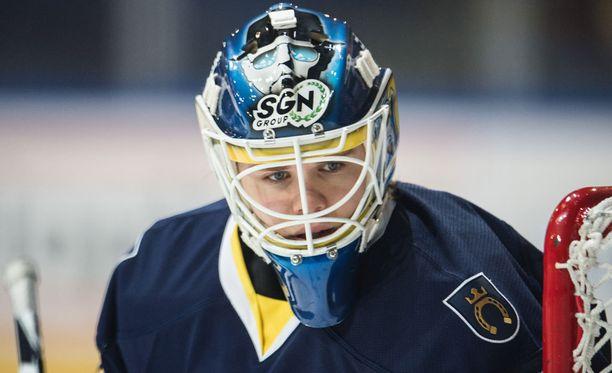 Eetu Laurikainen sai tulokasdiilin Edmontoniin.