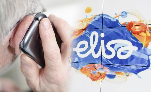 Suomalaisille on soitettu huijauspuheluita Elisan nimissä.