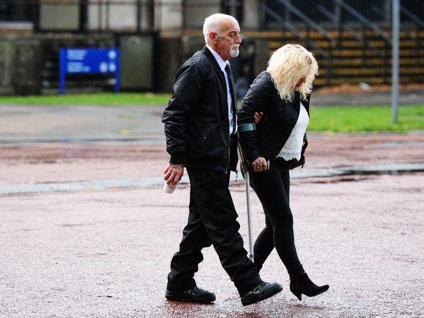 Peter Griffiths ja Avril Griffiths joutuvat vuosiksi kaltereiden taakse.
