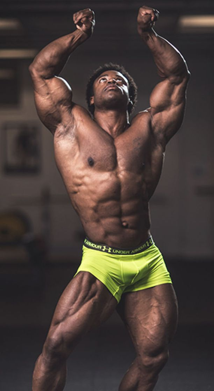 Breon Ansley uskoo, että classic physique -sarja nousee tulevaisuudessa suositummaksi kuin kehonrakennus.
