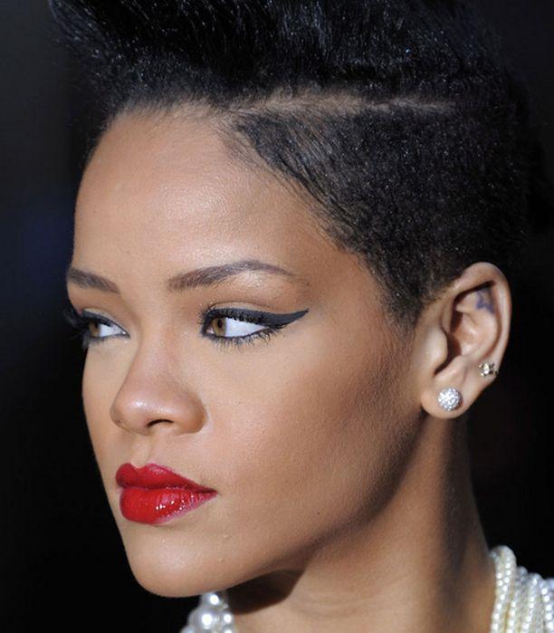 Rihanna on listan sijalla 10.