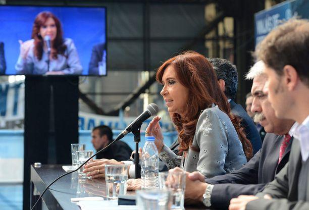 Myös maan presidentti Cristina Fernandez de Kirchner on tuominnut tapauksen.