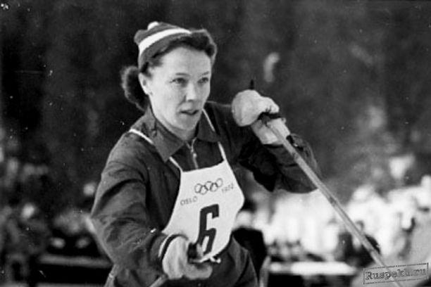 Lydia Wideman jätti kilpahiihdon sodan jälkeen, mutta innostui uudelleen sisarensa menestyksen kannustamana.