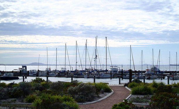Tragedia sattui Esperancessa, Länsi-Australiassa.