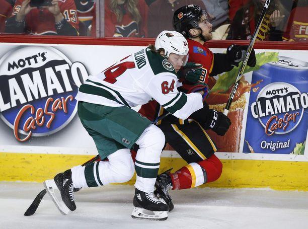 Mikael Granlund pelaa mahtavaa kautta, mutta Senatorsia vastaan meno oli tahmeaa.