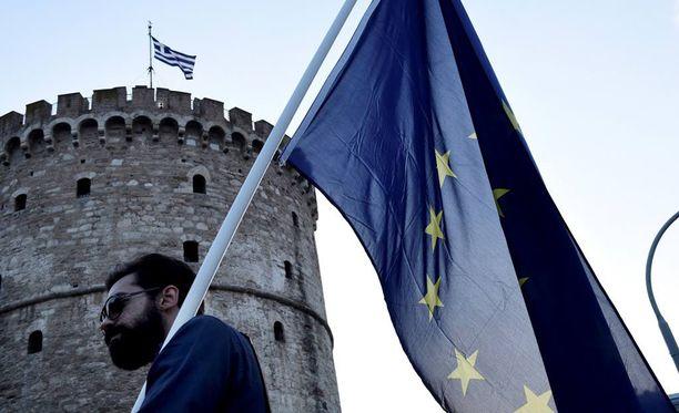 Tutkijatohtori Timo Miettisen mukaan uusi tukipaketti voi jopa lisätä Kreikan euroeron riskiä pidemmällä tähtäimellä.