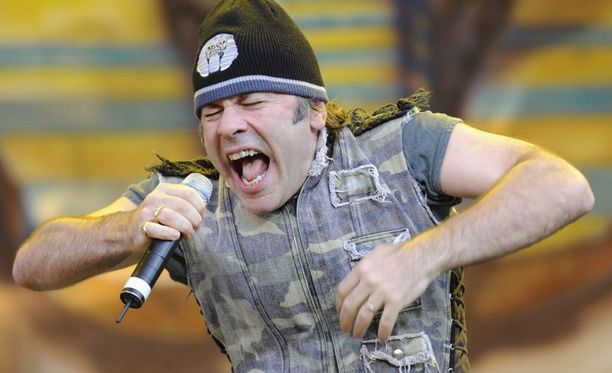Iron Maiden rokkaa taas kesällä Helsingissä.