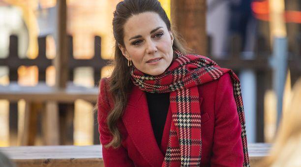 Herttuatar Catherine kertoi vuonna 2016, mitä hän antoi taannoin kuningatar Elisabetille joululahjaksi.