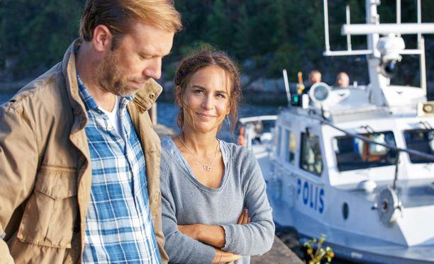 Thomas ja Nora ovat lyömätön työpari, myös uusissa jaksoissa.
