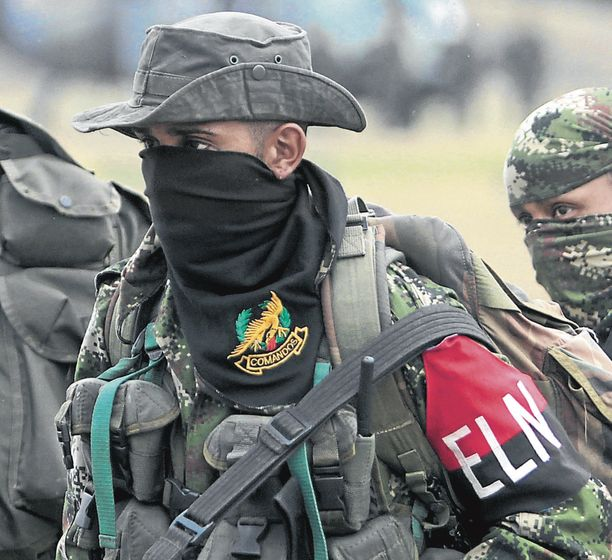 Sissiliike ELN on taistellut Kolumbian hallitusta vastaan yli 50 vuotta, mutta koronavirus sai nyt aikaan tulitauon.