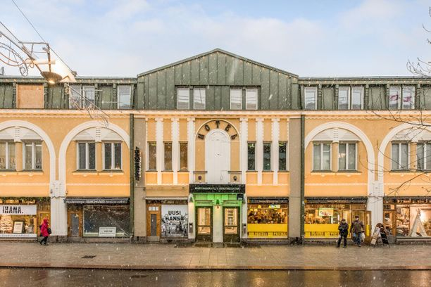 Turun historiallisessa Hansakorttelissa avataan tammikuussa Forenomin huoneistohotelli.