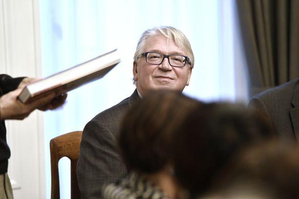 Kyösti Kakkosen mukaan hänen Lasse Laatuselle lähettämänsä sähköposti oli henkilökohtainen, eikä julkisuuteen vuodettavaksi tarkoitettu. Arkistokuva.