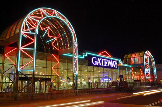 Gateway Mall on suosittu ostoskeskus Springfieldissa.