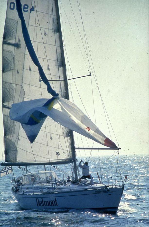 Tältä Belmont Finland näytti 30 vuotta sitten Harkimon käsissä.