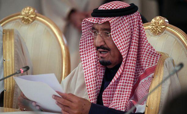 Jos kuolemantuomio pysyy voimassa, kuningas Salman bin Abdulaziz ratifioi sen.