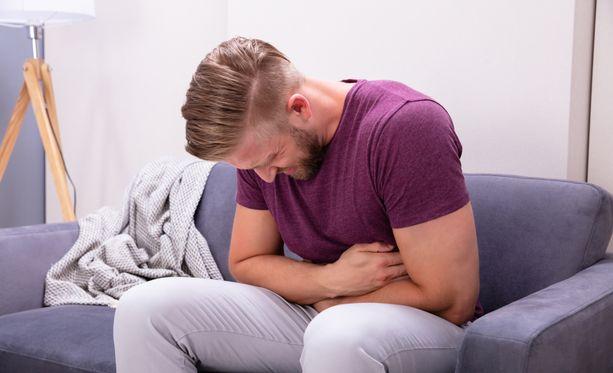 Kova tai pitkään jatku vatsan kipu on syytä tarkastuttaa lääkärissä.