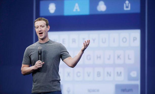 Mark Zuckerberg vaimoineen lahjoittavat 99 prosenttia Facebook-osakkeistaan yleishyödylliseksi kerrottuun työhön.