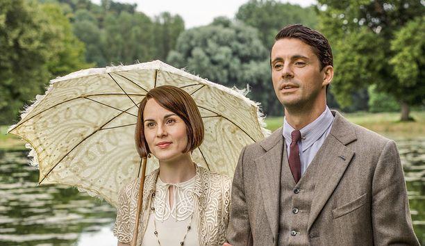 Dockery esittää Downton Abbey -sarjassa Lady Marya.