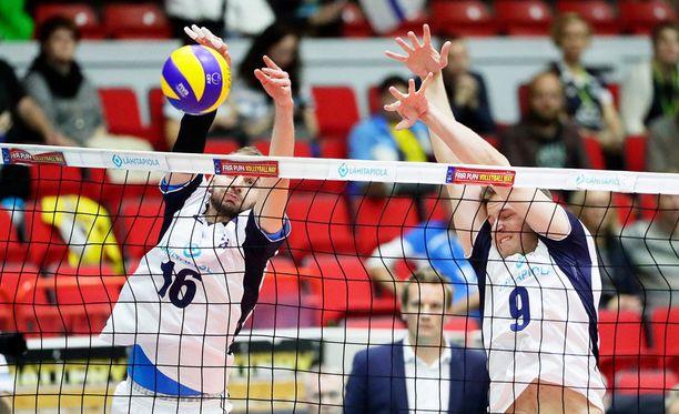 Suomen lentismiehet nähdään vuoden 2018 MM-kisoissa.