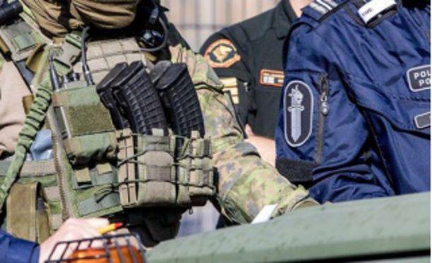 Joensuussa järjestettävä harjoitus on osa kahdeksan maakunnan alueella pidettävää paikallispuolustusharjoitusta, jossa eri viranomaiset toimivat yhdessä.