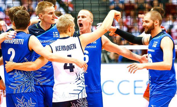 Näitä hetkiä Suomi tarvitsee lisää Gdanskin EM-kisoissa.
