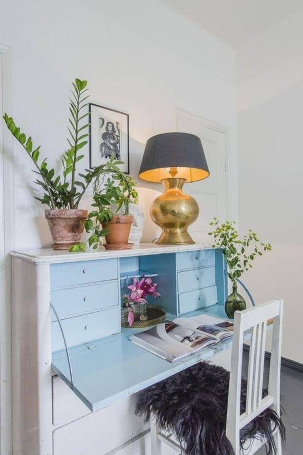 Muista valita kasvin ruukku sen mukaan, millaista ilmettä haluat asuntoosi luoda. Kaikkien ruukkujen ei tarvitse olla samanlaisia.