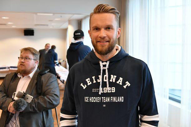 Eero Kilpeläinen pelasi viime kaudella Ruotsin SHL:ssä.