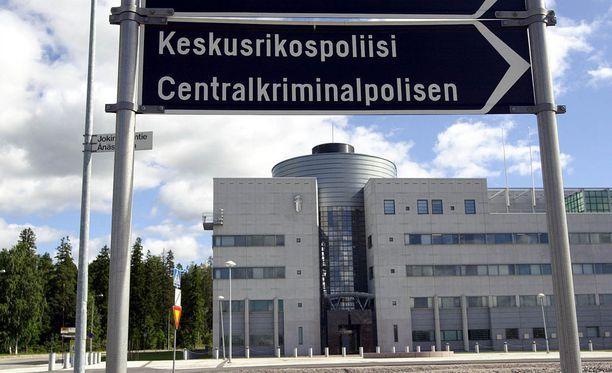 Keskusrikospoliisi sai Sammy Mäenpään kiinni yhteystyössä Lounais-Suomen poliisin kanssa.