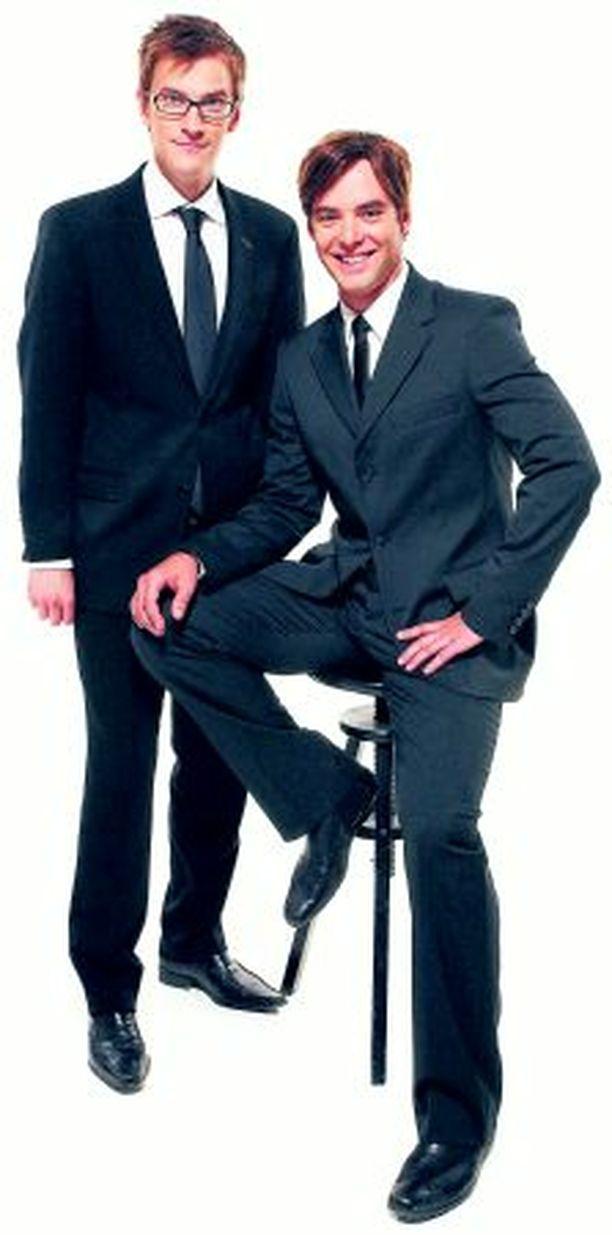PETTYMYS Koomikkona tutuksi tullut André Wickström ja hurmurinäyttelijä Mikko Leppilampi ovat keränneet suosiota aiemmissa töissään, mutta suurta menestystä Nevadasta ei ole tullut.