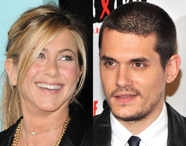 Jennifer Aniston jätti John Mayerin aiemmin, koska Mayer kertoi parista liikaa lehdistölle.