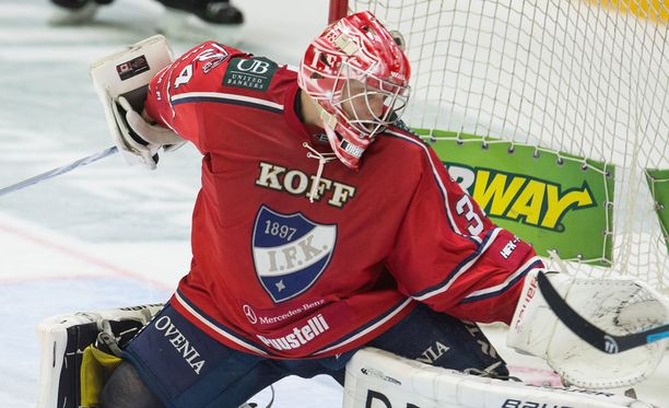 Ville Husso nähdään HIFK:n väreissä ainakin vielä ensi kaudella.