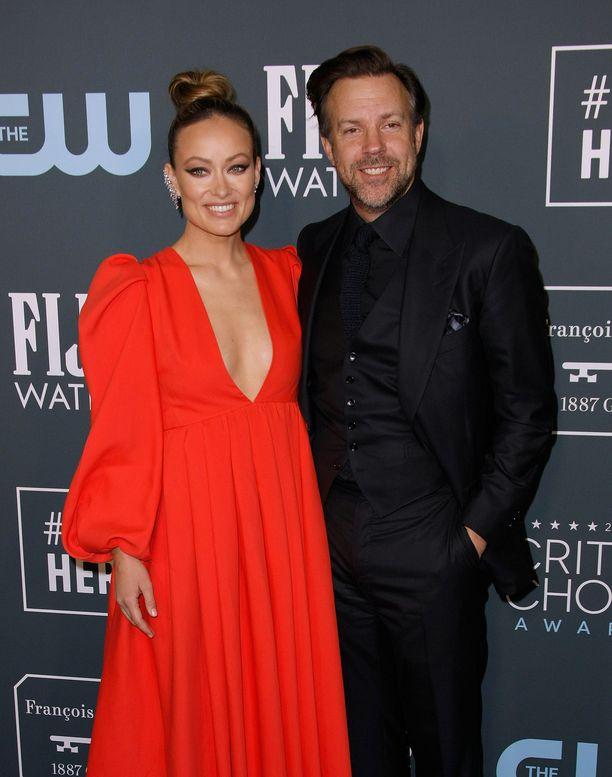 Olivia Wilde ja Jason Sudeikis olivat kihloissa sietsemän vuotta ennen eroa.