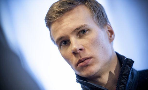 Matti Heikkinen elää haastavia aikoja.
