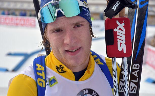 Ruotsin Sebastian Samuelsson on joutunut kokemaan vihaa suoraselkäisten kommenttiensa vuoksi.