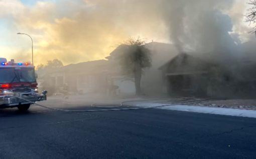 Koti paloi ilmiliekeissä yhdysvaltalaisperheen  huomaamatta – kylpytakkisesta naapurista tuli pelastaja
