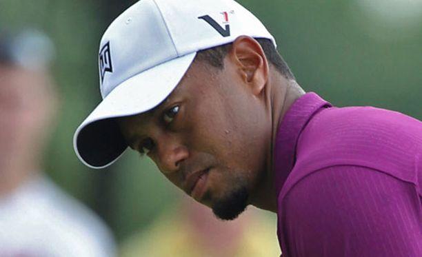 Tiger Woods palasi kilpailutauoltaan.