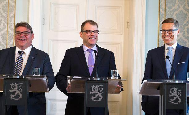 Alexander Stubb toi hallitukselle käsiteltäväksi asian miljoonaperinnön jakamisesta.