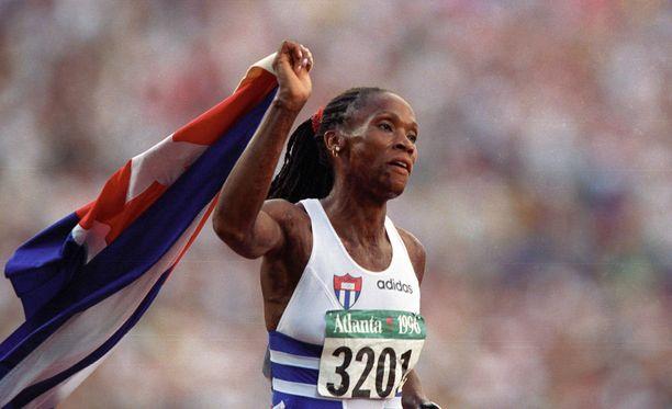 Ana Fidelia Quirot voitti pahan tapaturman jälkeen kaksi MM-kultaa ja olympiahopean.