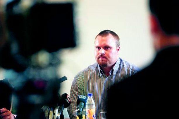 Ville Tiisanoja tunnusti aloittaneensa dopingin käytön jo juhannuksena.